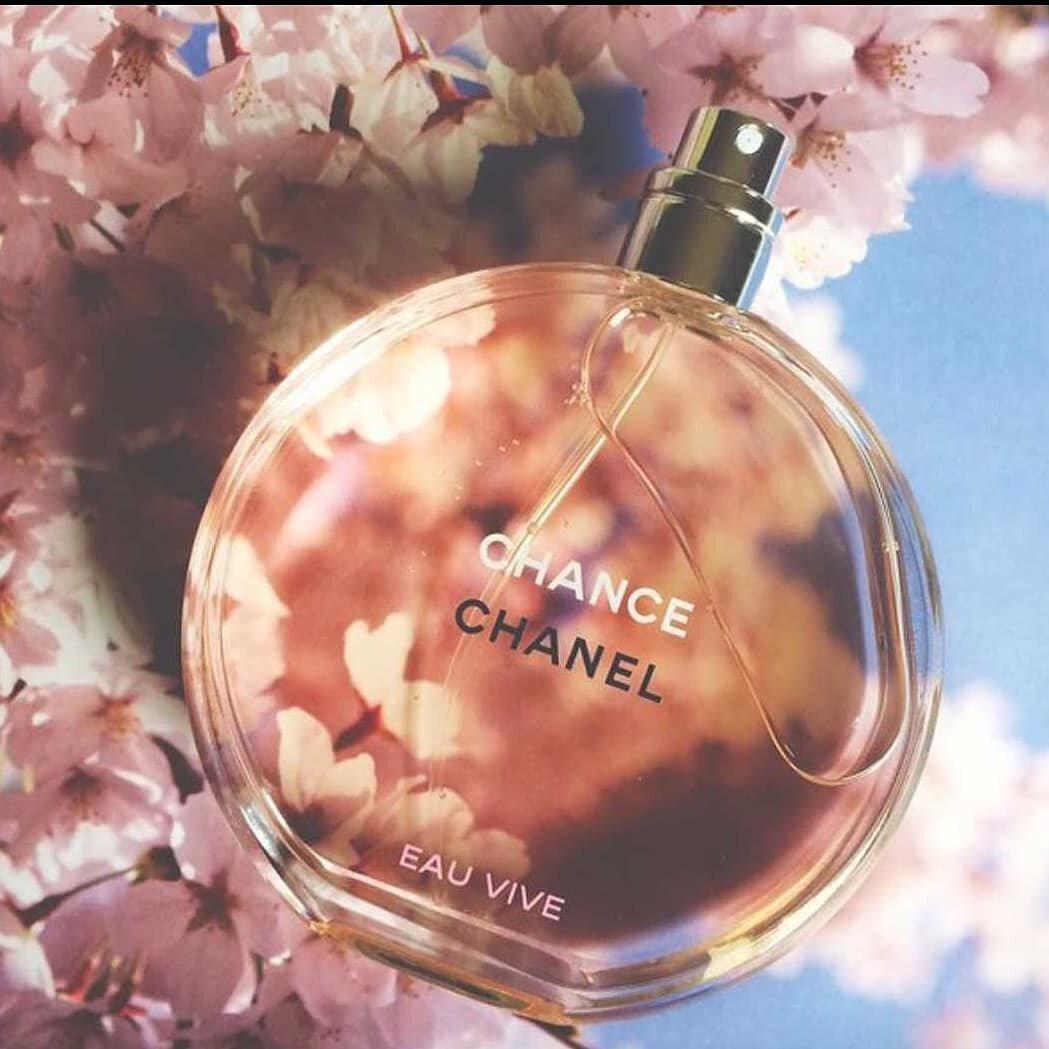 Chanel Chance Eau Vive Eau De Toilette 100ml » LAMOON